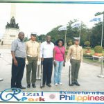 Our team at Rizal Park in the Philipines - http://virtuallawkenya.co.ke/